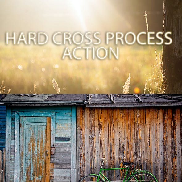Hard Cross Process Action