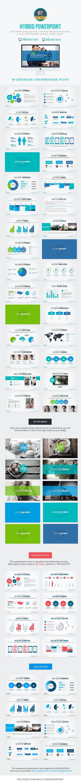 Hybrid Powerpoint Presentation - Business PowerPoint Templates
