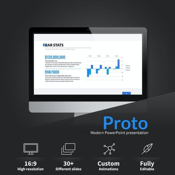 Proto PowerPoint presentation