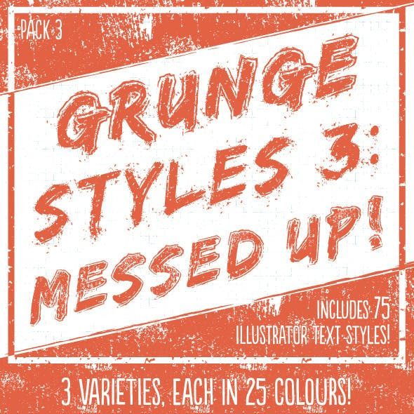 Grunge Styles 3: Messed Up