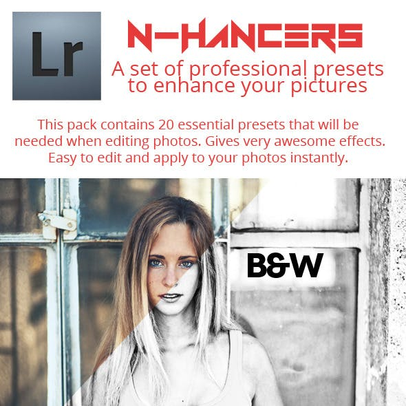 N-Hancers Lightroom Presets
