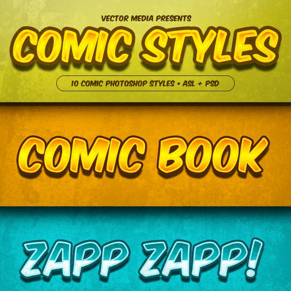 Comic Styles