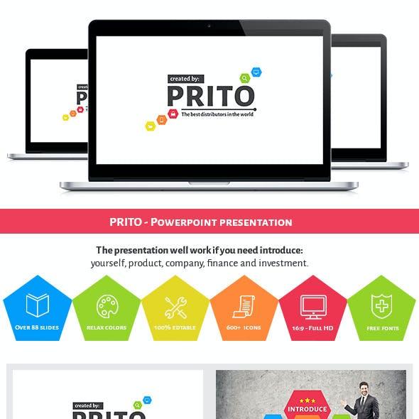 Prito Powerpoint Presentation