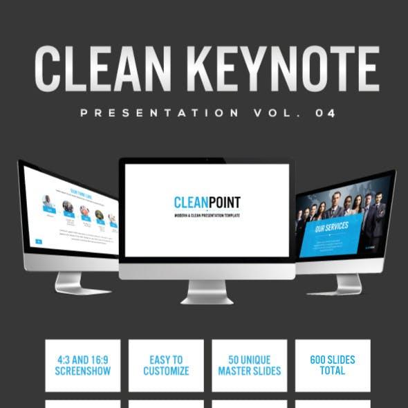 Multipurpose Keynote Presentation (Vol. 04)