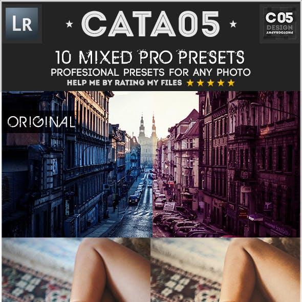 10 Mixed Pro Presets