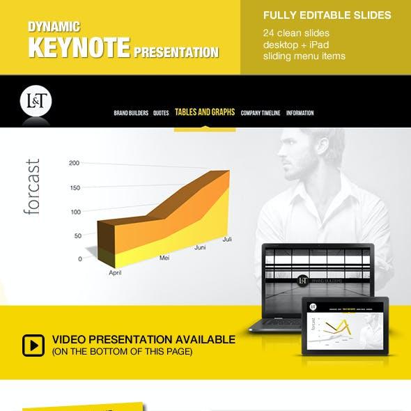 Tache Keynote Presentation