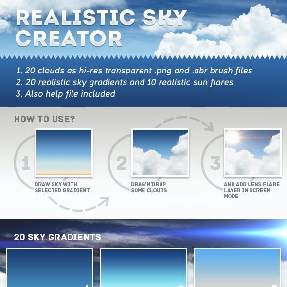 Realistic Sky Creator