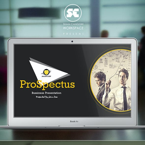 Prospectus : Corporate Powerpoint Presentation