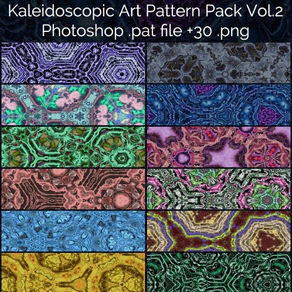 Kaleidoscopic Art Patterns 2