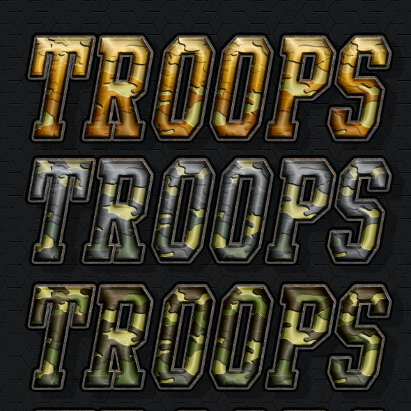 Troops Style