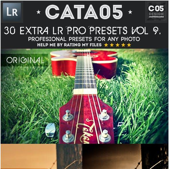 30 Extra Pro Presets Vol  9