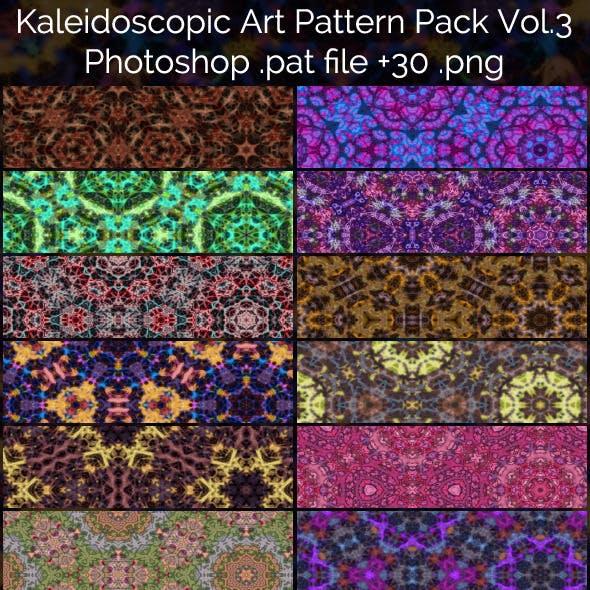 Kaleidoscopic Art Patterns 3