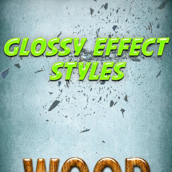 Glossy Effect Styles