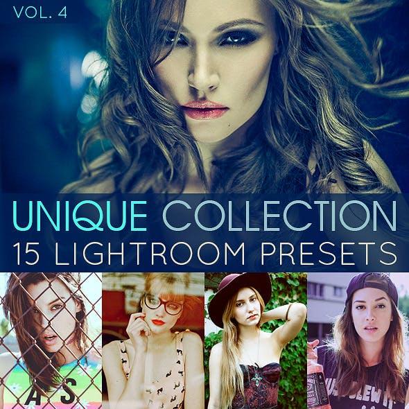 15 Unique Lightroom Presets Vol.4