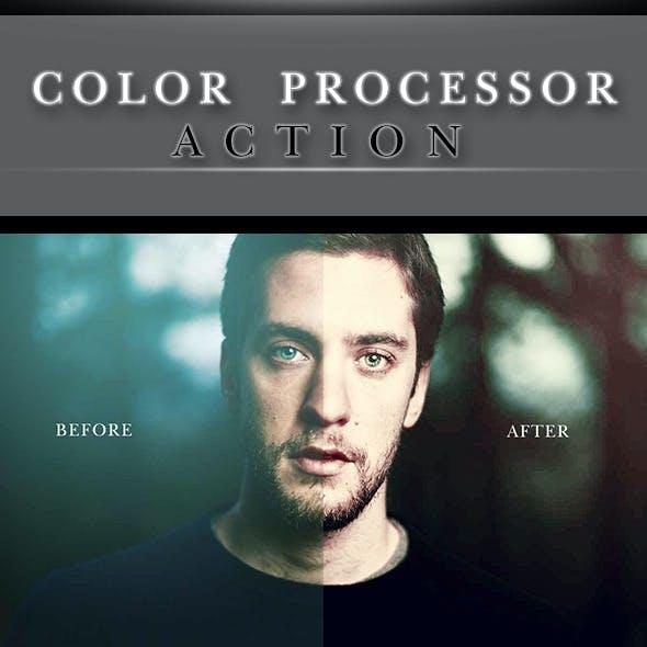 Color Processor Action
