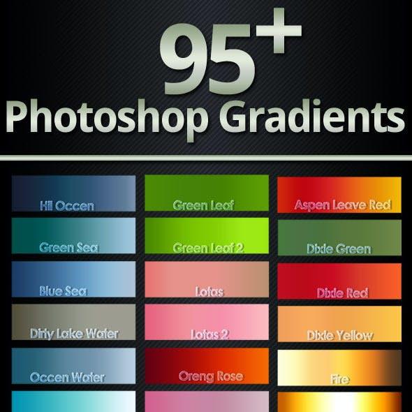 95+ Photoshop Gradients