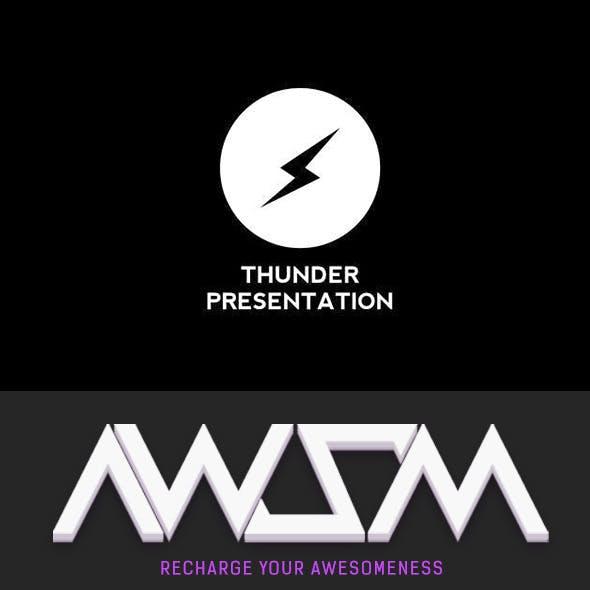 Thunder Keynote Presentation