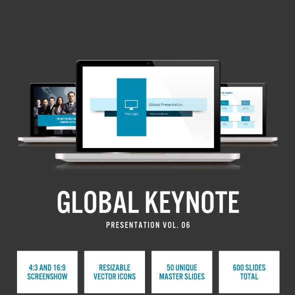 Multipurpose Keynote Presentation (Vol. 06)
