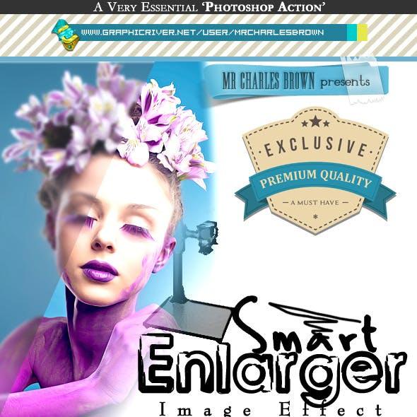 Smart Image Enlarger