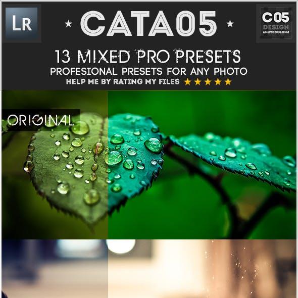 13 Mixed Pro Presets