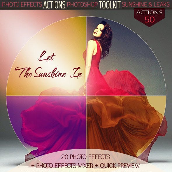 Let The Sunshine In | Action Toolkit