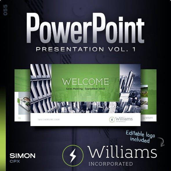 PowerPoint Presentation Vol. 1