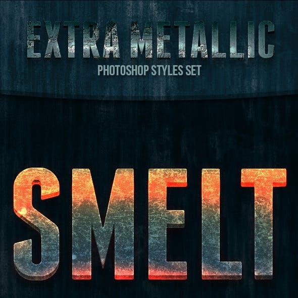Extra Metallic Styles