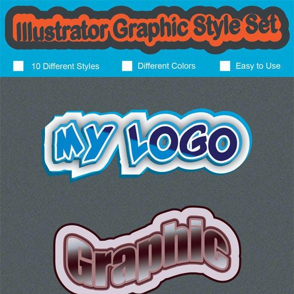 Logo Text Style