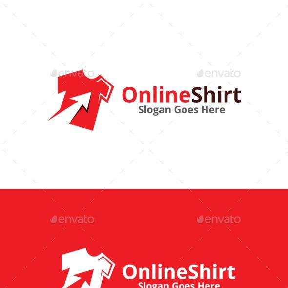 Online Shirt Logo