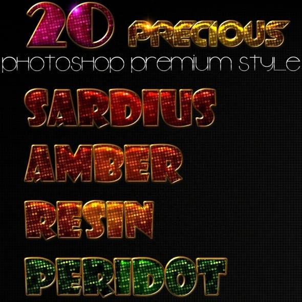 20 Precious Style