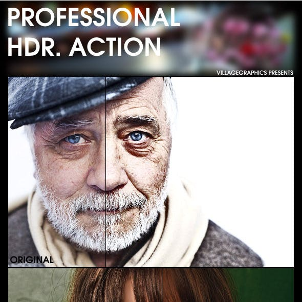 Professional HDR Action