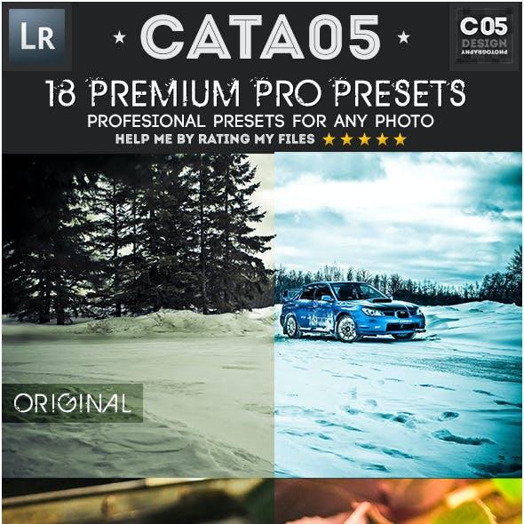 18 Premium Pro Presets