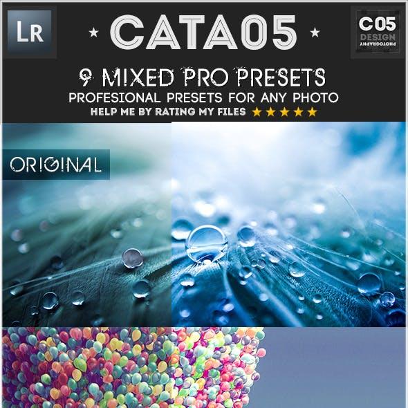 9 Mixed Pro Presets