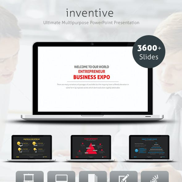 Inventive PowerPoint Presentation