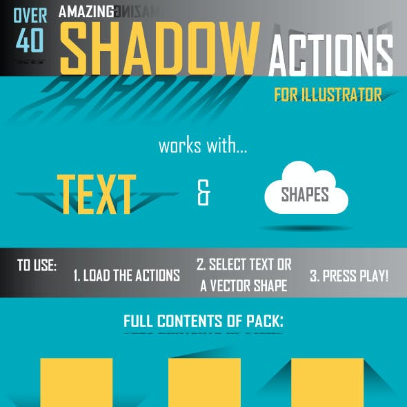 Shadow Actions