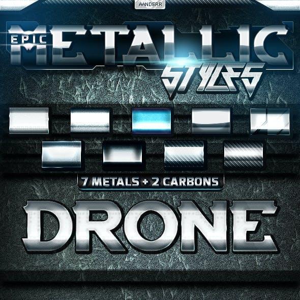 Epic Metallic Styles