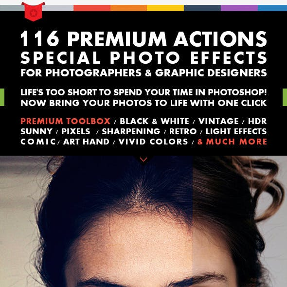 116 Premium Actions