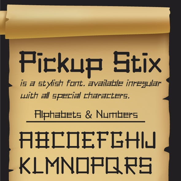 Pickup Stix