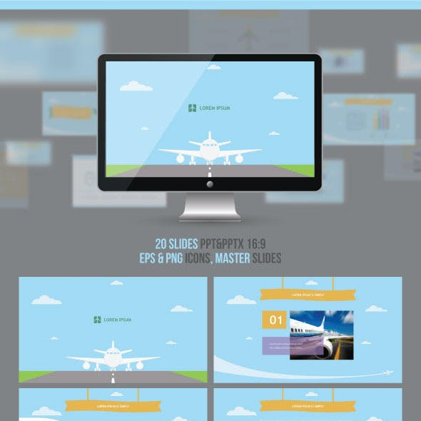 Presentation for Airlines