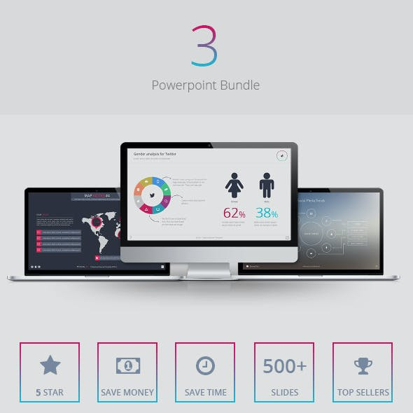 3 Powerpoint Bundle