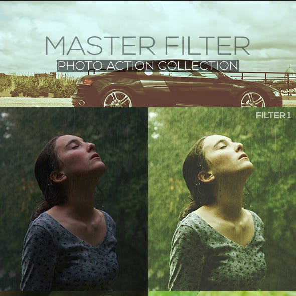 Master Filter Photo Action