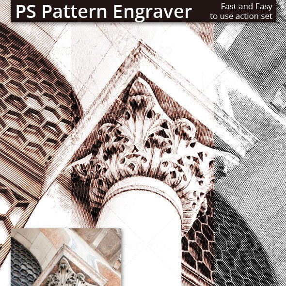 PS Engraver Action Script