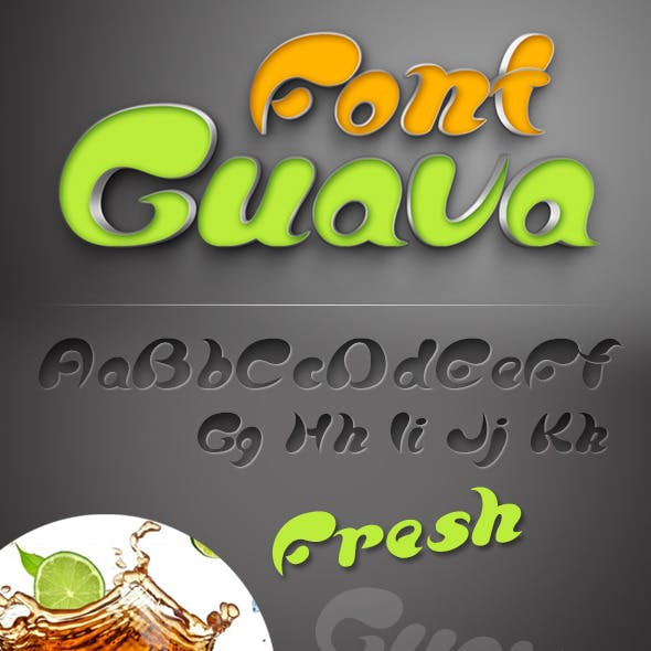 Guava Font