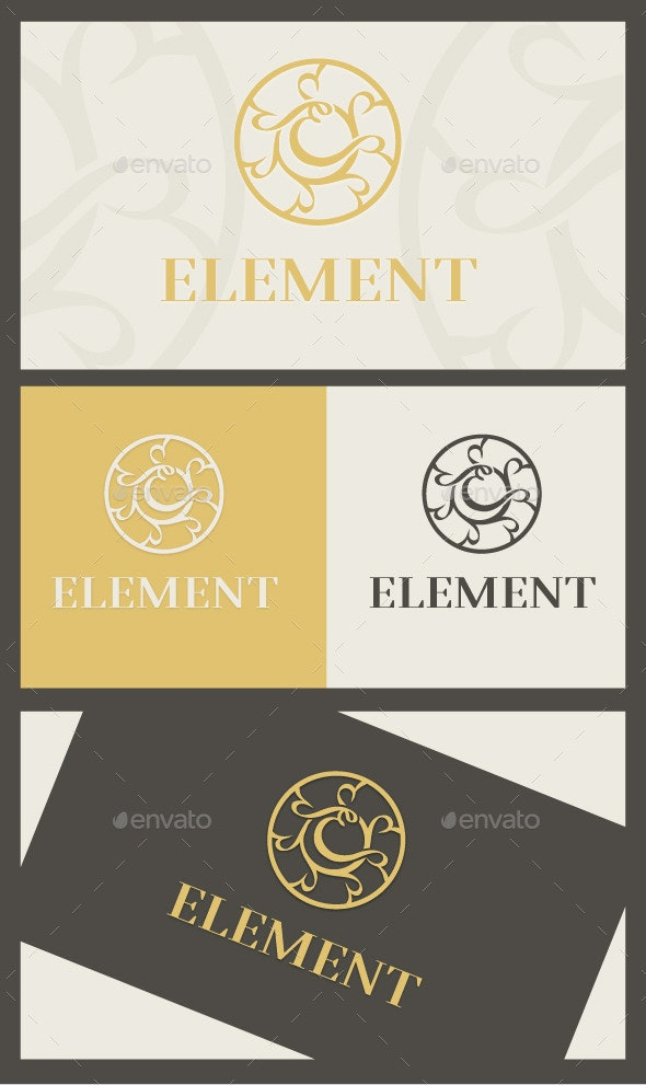 Element - Letters Logo Templates