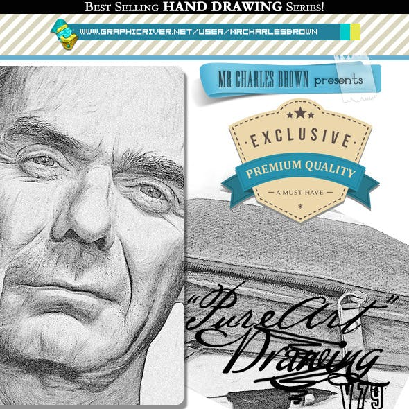 Pure Art Hand Drawing 79 – Acrylic Fluid Art 4