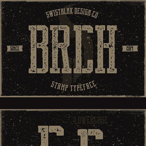 Brch Stamp