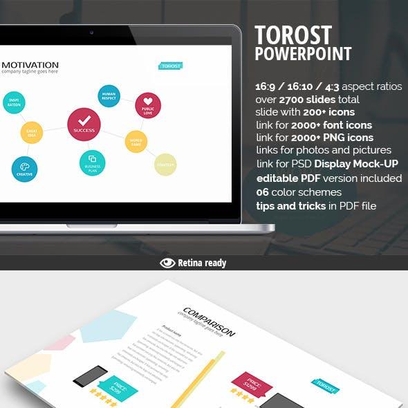 Torost - Business Powerpoint Presentation