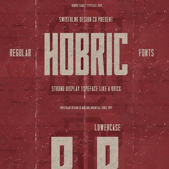 Hobric Regular