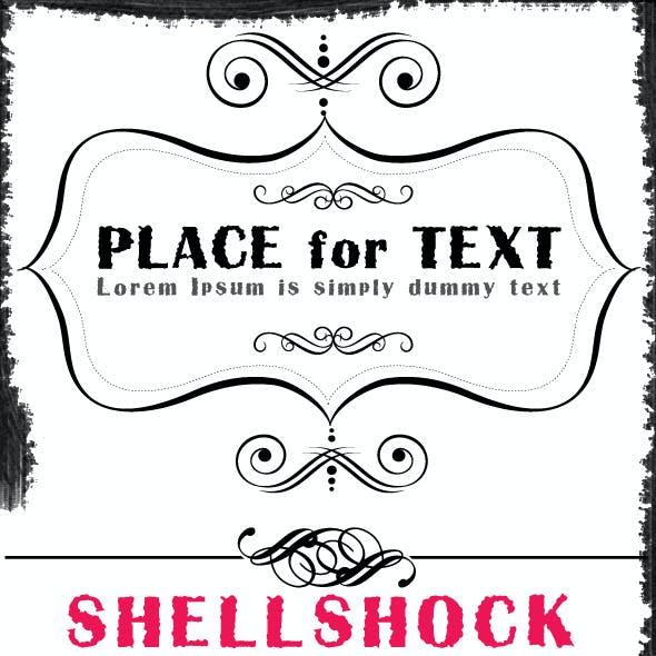 Shellshock Font
