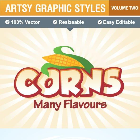 Artsy Graphic Styles V2
